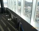 43階 ステンレス面台 (3)